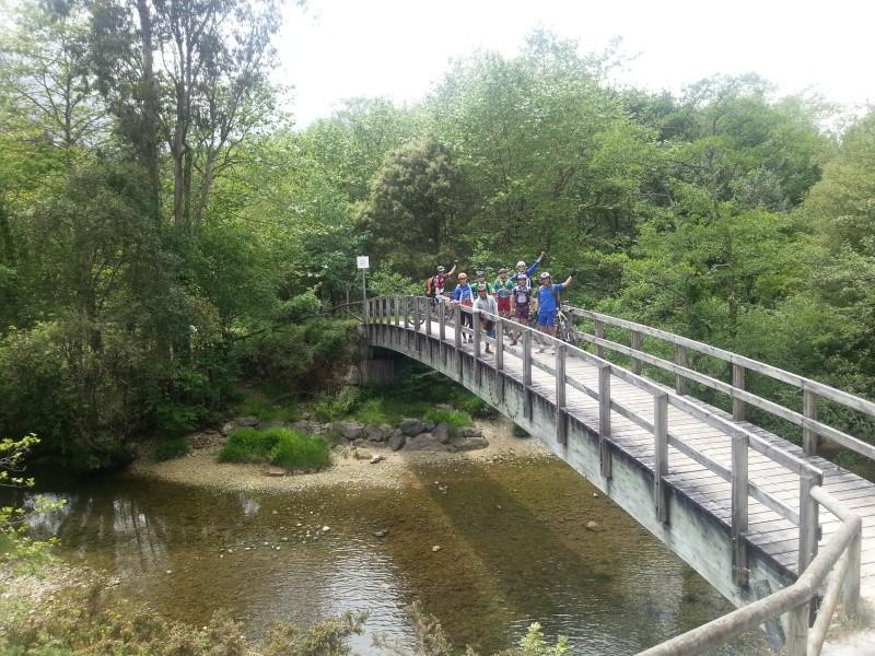 Proyecto Bici-Liébana Ruta Astur Potes-Ribadesella-Potes 30 mayo al 2 junio 2016 20160515
