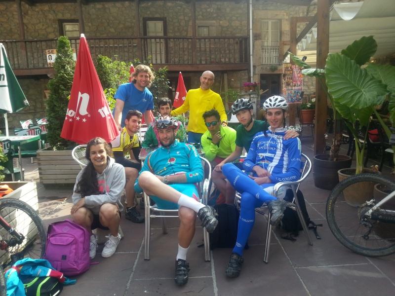 Proyecto Bici-Liébana Ruta Astur Potes-Ribadesella-Potes 30 mayo al 2 junio 2016 20160613
