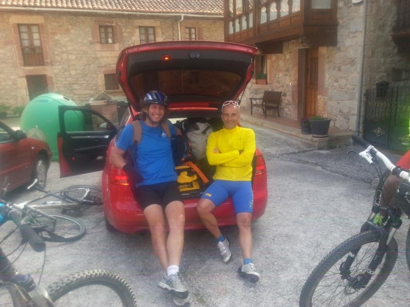Proyecto Bici-Liébana Ruta Astur Potes-Ribadesella-Potes 30 mayo al 2 junio 2016 20160615