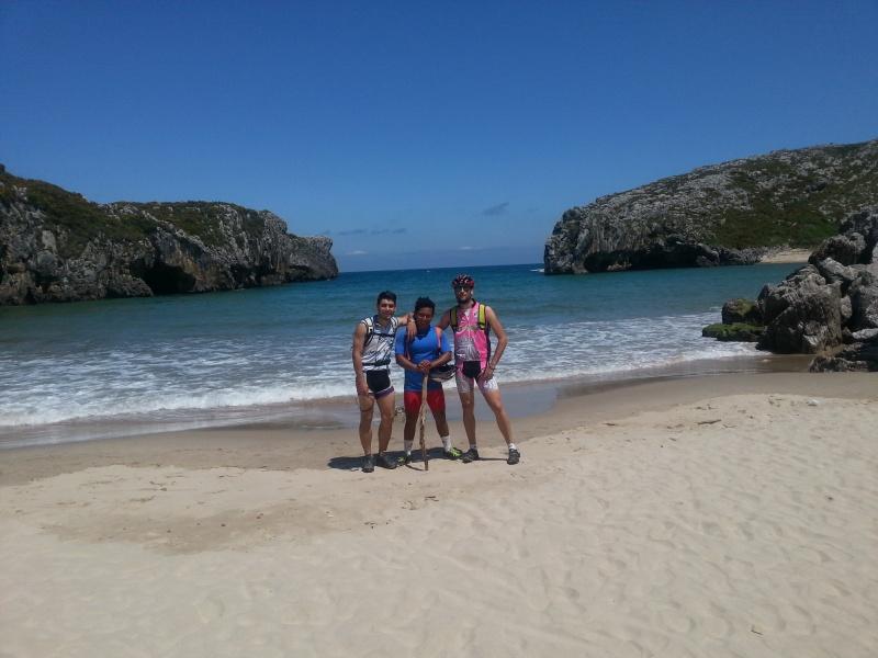 Proyecto Bici-Liébana Ruta Astur Potes-Ribadesella-Potes 30 mayo al 2 junio 2016 Cuevas10