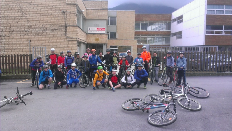 Proyecto Bici-Liébana Ruta Cabezón de Liébana 22-3-16 Imag0811