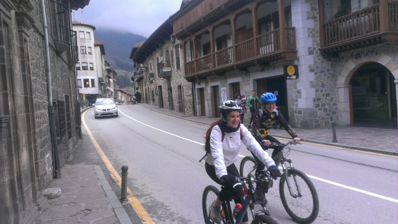 Proyecto Bici-Liébana Ruta Cabezón de Liébana 22-3-16 Imag0812