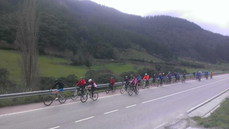 Proyecto Bici-Liébana Ruta Cabezón de Liébana 22-3-16 Imag0813