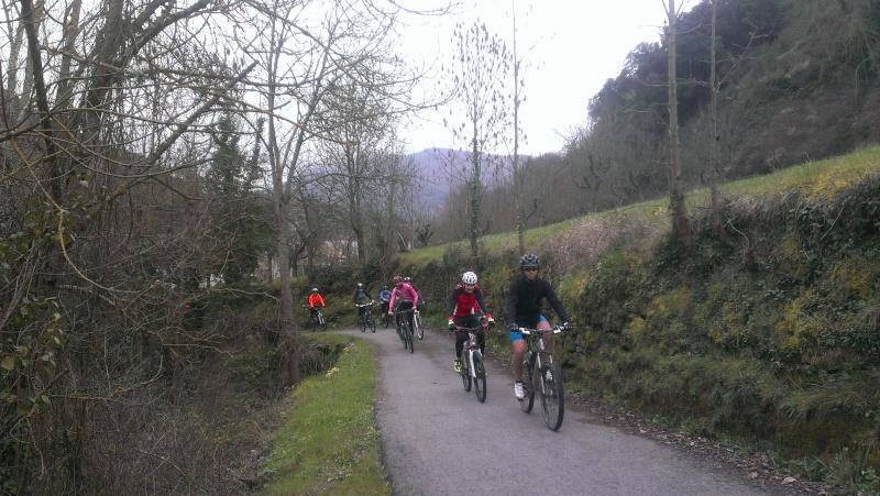 Proyecto Bici-Liébana Ruta Cabezón de Liébana 22-3-16 Imag0815
