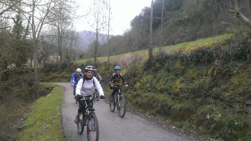 Proyecto Bici-Liébana Ruta Cabezón de Liébana 22-3-16 Imag0816