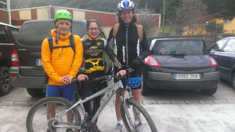 Proyecto Bici-Liébana Ruta Cabezón de Liébana 22-3-16 Imag0910