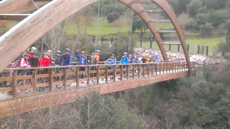 Proyecto Bici-Liébana Ruta Cabezón de Liébana 22-3-16 Imag0913