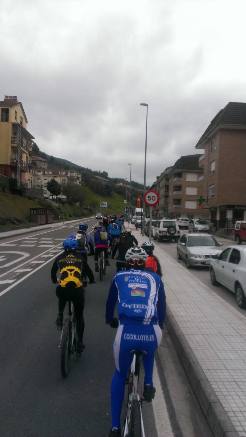 Proyecto Bici-Liébana Ruta Cabezón de Liébana 22-3-16 Imag0916