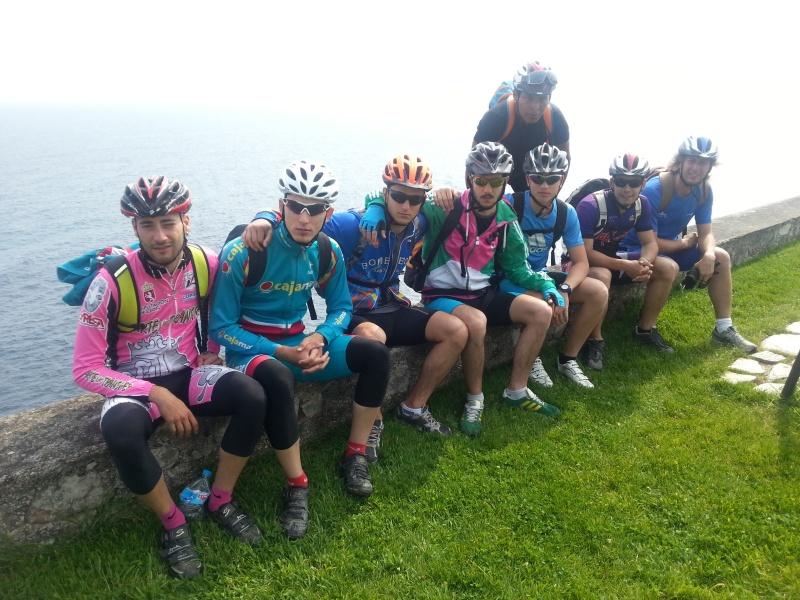 Proyecto Bici-Liébana Ruta Astur Potes-Ribadesella-Potes 30 mayo al 2 junio 2016 Llanes11