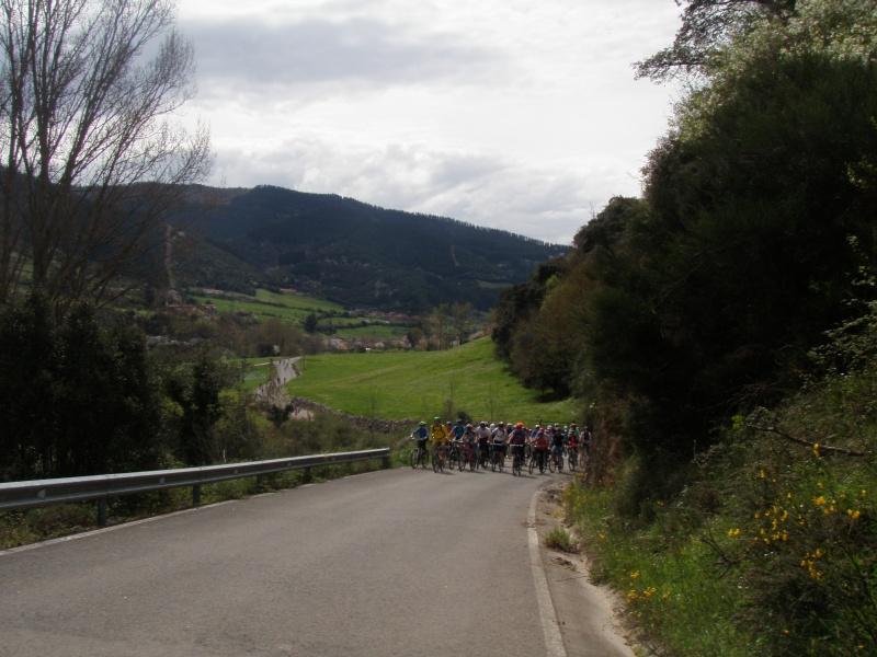 Proyecto Bici-Liébana Fiesta de la Bicicleta en Potes 19-4-16 P1010114