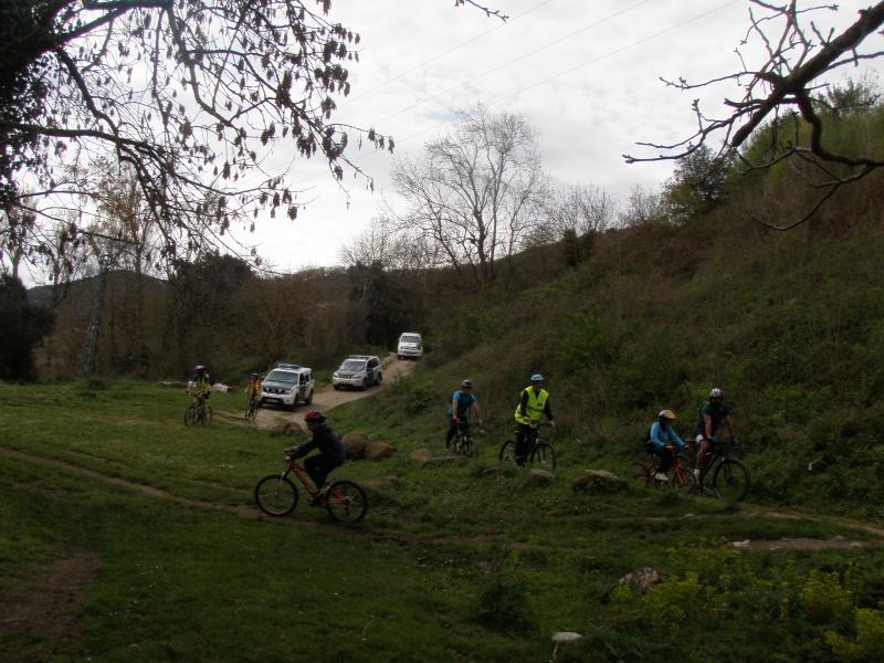 Proyecto Bici-Liébana Fiesta de la Bicicleta en Potes 19-4-16 P1010215