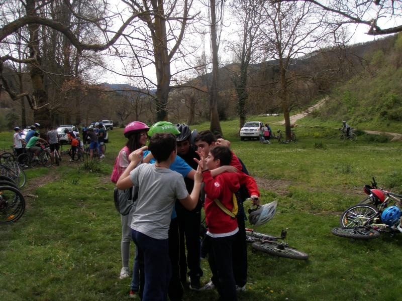 Proyecto Bici-Liébana Fiesta de la Bicicleta en Potes 19-4-16 P1010216