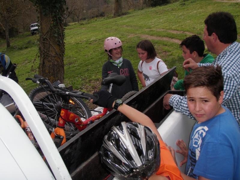Proyecto Bici-Liébana Fiesta de la Bicicleta en Potes 19-4-16 P1010218