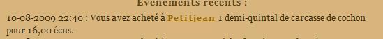 [SS] Affaire Petitjean escroquerie Affaire à archiver Evenem50