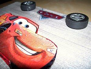 Tableau Cars pour mon prince Vuroue10