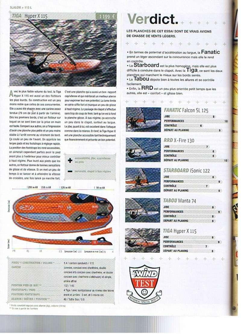Avis sur Hyper X 115 de 2006 Tiga10