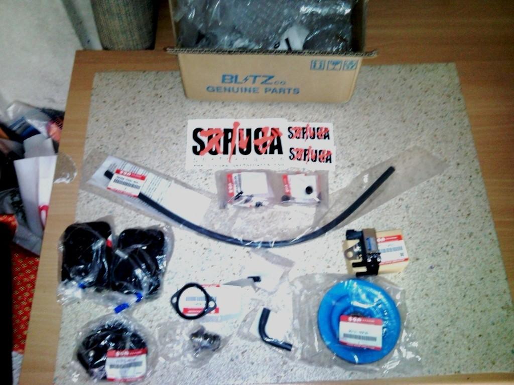Première commande reçus Snc00012