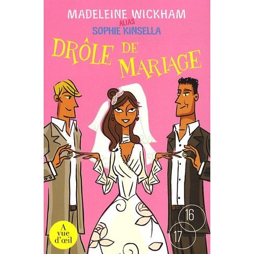 DROLE DE MARIAGE de Sophie Kinsella 51hcqx10