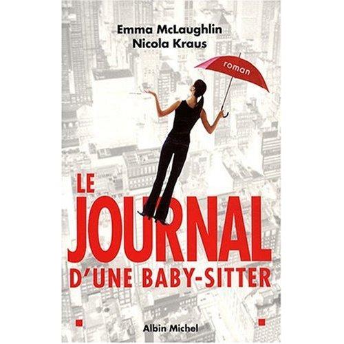 NANNY, JOURNAL D'UNE BABY-SITTER de Emma McLaughlin et Nicola Kraus Nanny10