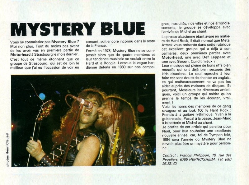 MYSTERY BLUE Myster11