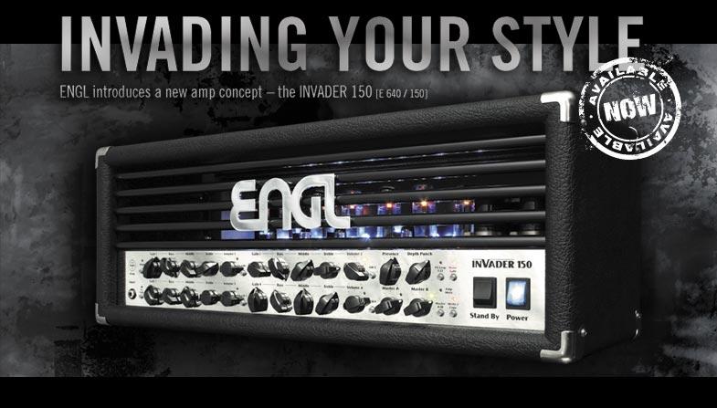 ENGL INVADER 150 Startl10