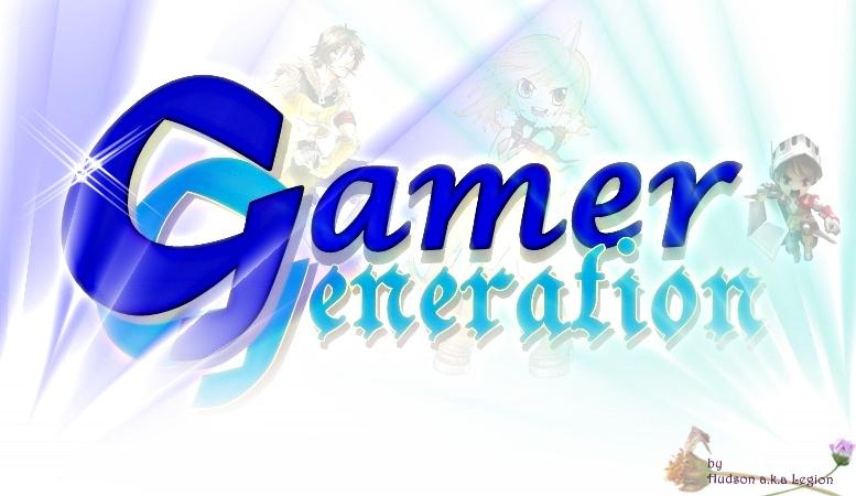Gamer Generation