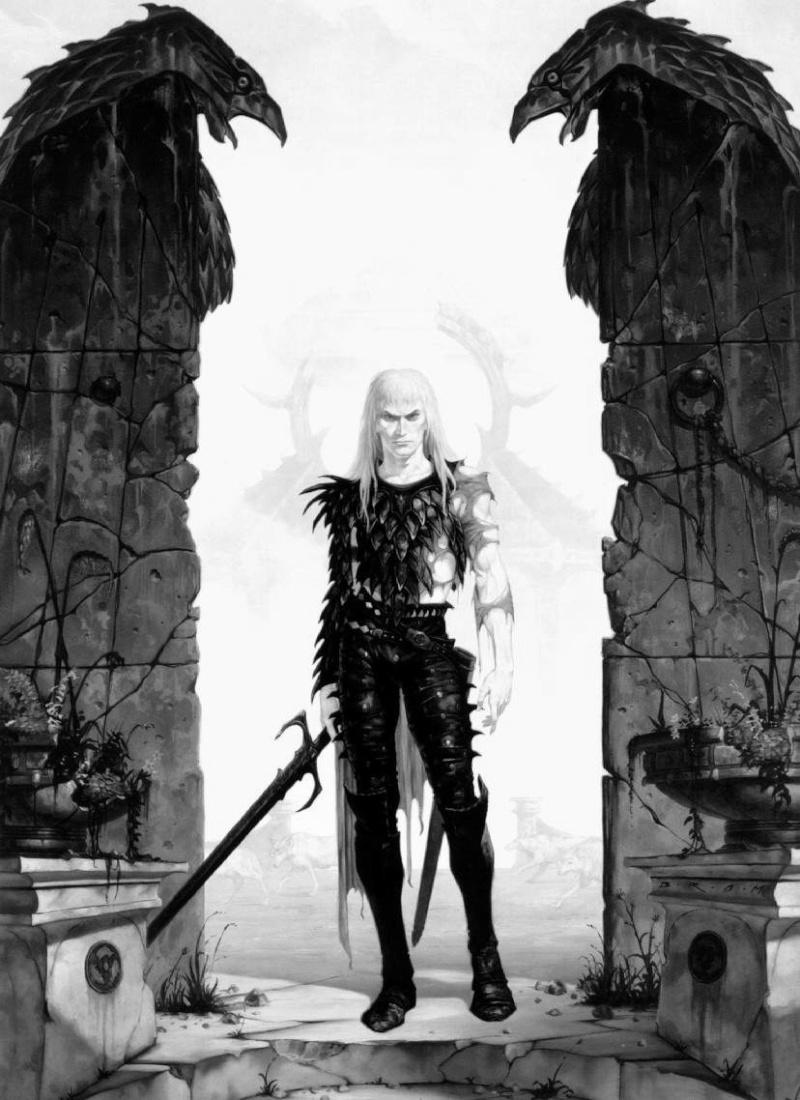 Une âme maudite, Dame Claudia DEMONIA [Présentation RP] Elric10
