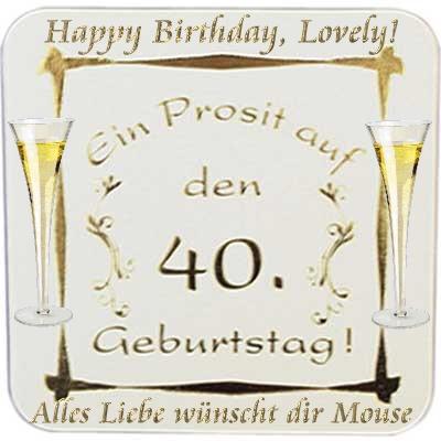 Happy Birthday Lovely 4010