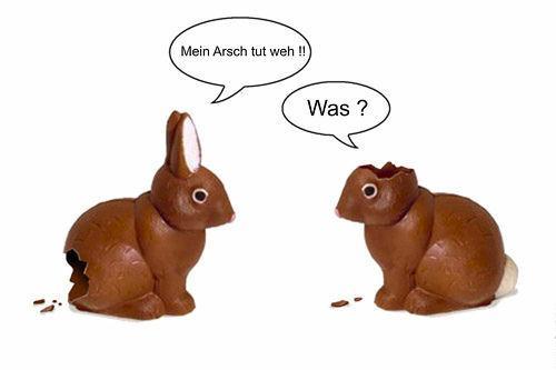 Eure hübschesten Osterhäschen, Fotos, Grüße etc. :-) Ostern10