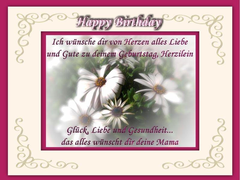 Happy Birthday Herzilein Sandra10