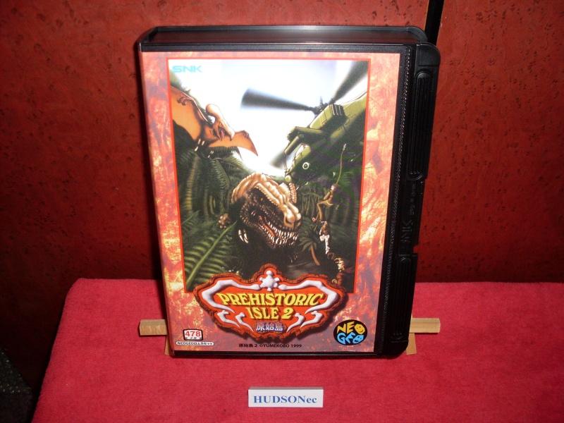 Les Jeux Neo Geo: Aes/MVS/CD/Pocket Sdc11721