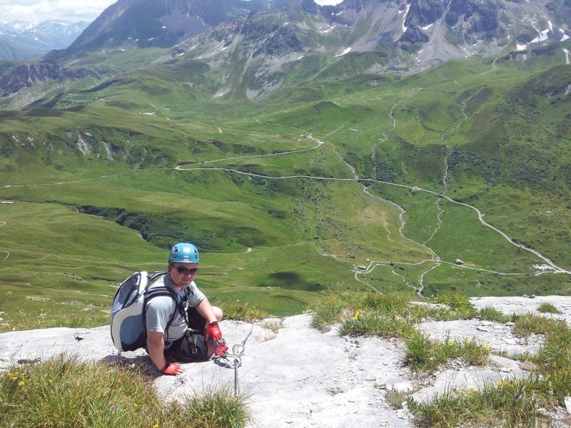 Ti photo de beau panorama dans les alpes prise l année passé Image20