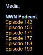 No more podcasts? Podcas10
