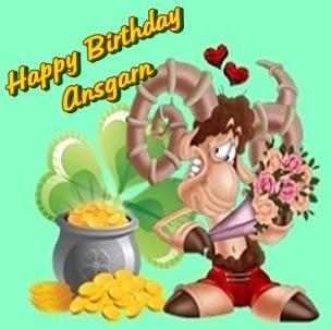 Happy Birthday Ansgarn Ansgar10