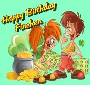 Happy Birthday Finchen Cats12