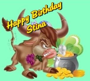 Happy Birthday Stina Catsst11