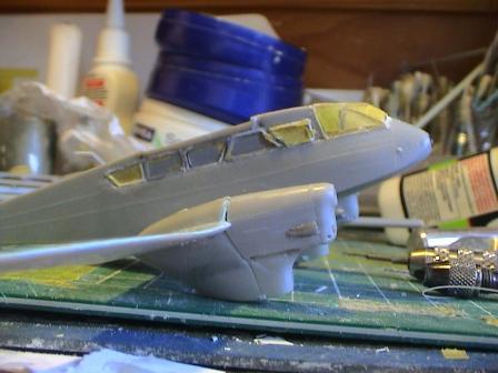 [Heller] De Havilland DH89 Dragon Rapide + Conversion DH 84 Dragon Dh1510