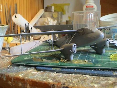 [Heller] De Havilland DH89 Dragon Rapide + Conversion DH 84 Dragon Dh2010