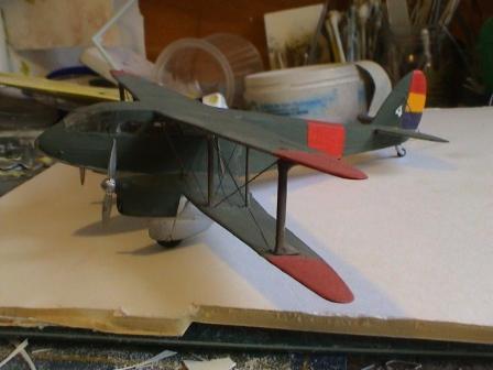 [Heller] De Havilland DH89 Dragon Rapide + Conversion DH 84 Dragon Dh210