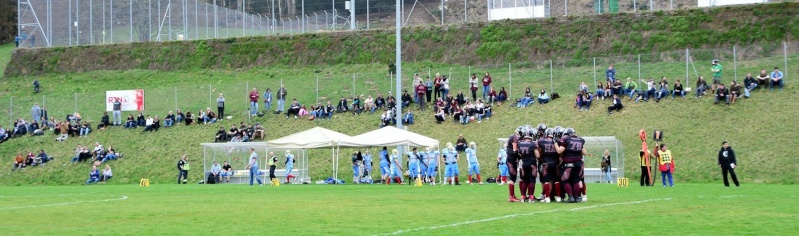1er Match saison 2016! Knights Vs Phénix Image10