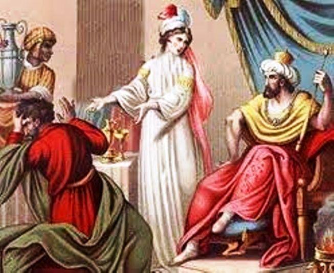 Pourim ou la fête d'Esther Esther10