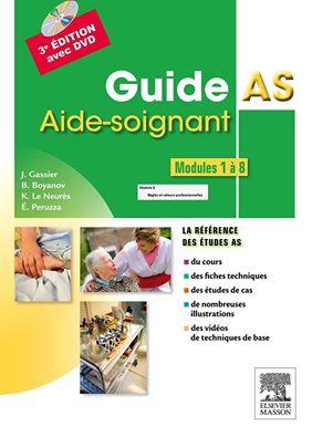 Les Soins Infirmiers de Base**Module 8** Guide10