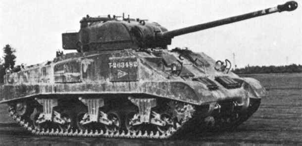 sherman firefly. Mt-fir10