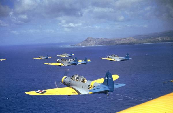 photos couleurs avions us en 41 Xb5cav10