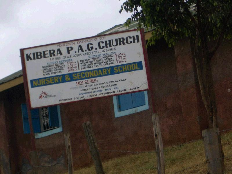 Kibera's Friends - Amici di Kibera Kibera10