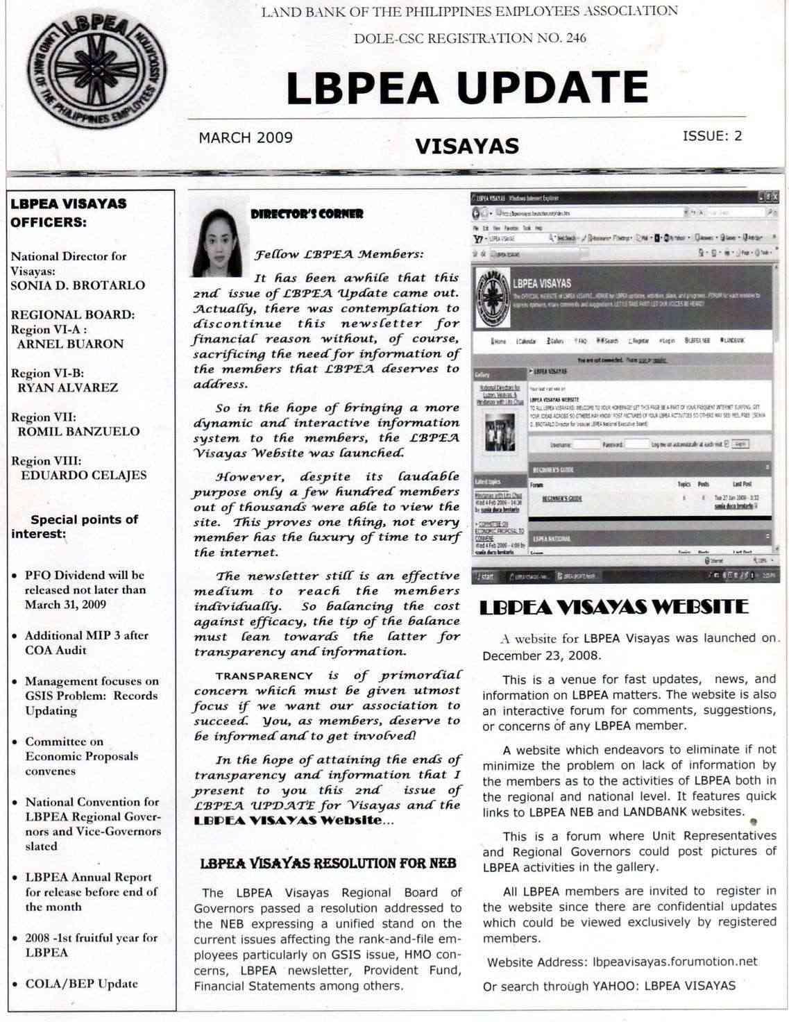 LBPEA NEWSLETTER File0012