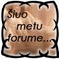 Šiuo metu forume