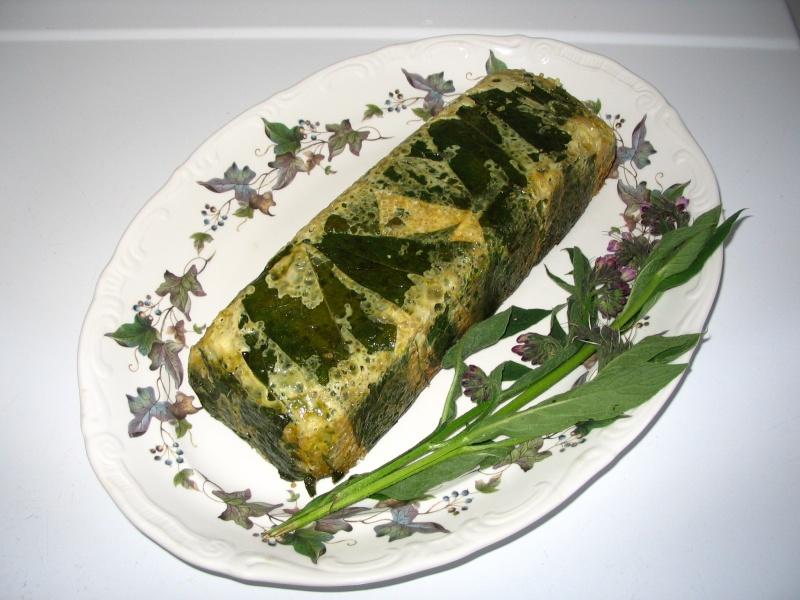 Terrine de chou et quinoa Ballad12