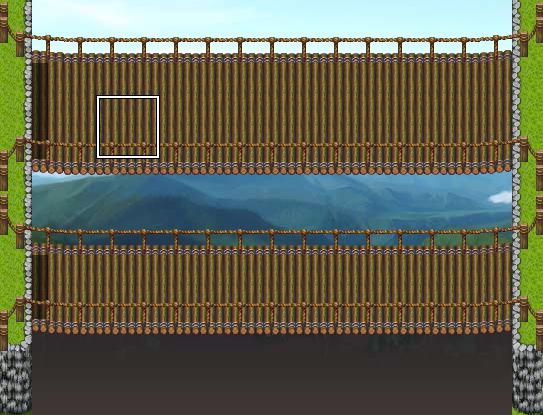 Une gamme de Tiles complète (du A1 jusqu'au E). Tuto410