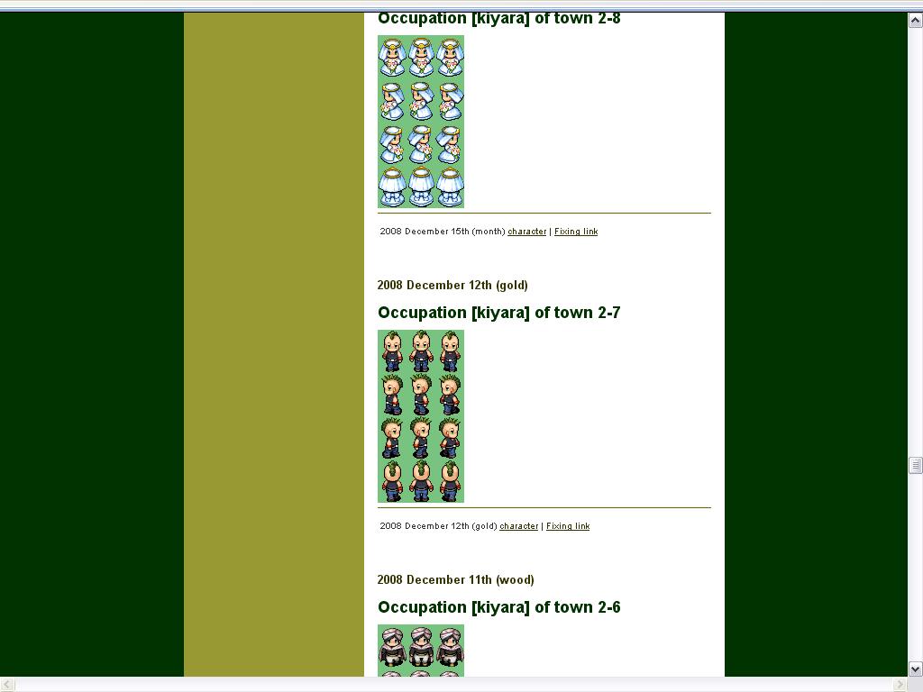 Bazar à chara : Une collection de chara originale trouvée sur internet (chara en tout genre) Tuto510